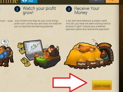 Affiliate registering for generating second or third income that make you rich