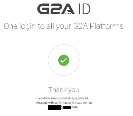 Register G2A gaming and make you extremely rich with super success mindset